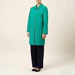 Windsmoor - Emerald pleat back mac