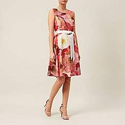 Kaliko - Over Exposed Poppy Dress