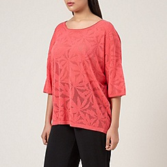 Windsmoor - Coral Pointelle Jumper