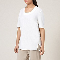 Windsmoor - Ivory tunic 3/4 sleeve