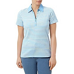 Dash - Striped rugby top