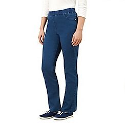 Dash - Mid wash jegging regular