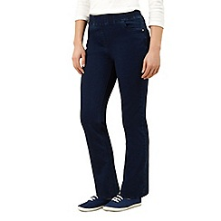 Dash - Dark wash jegging petite