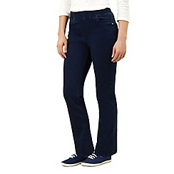 Dash - Dark wash jegging long