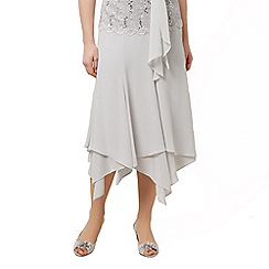 Jacques Vert - Double layer chiffon skirt