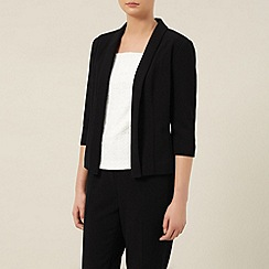 Planet - Black unlined jacket