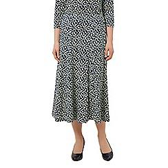 Eastex - Spot print skirt