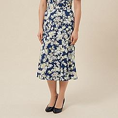 Eastex - Monaco floral print skirt