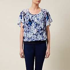 Kaliko - Forget Me Not Blouse Bubble