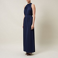 Kaliko - Gather Neck Detail Maxi Dress