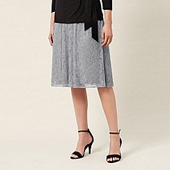 Kaliko - Beaded Lace Skirt