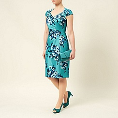Jacques Vert - Floral printed shift dress