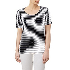Dash - Striped essential tee