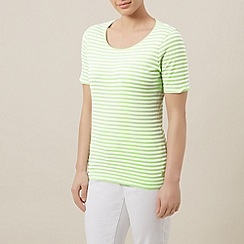 Dash - Stripe essential tee