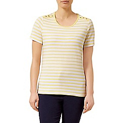 Dash - Simple Striped Scoop Neck