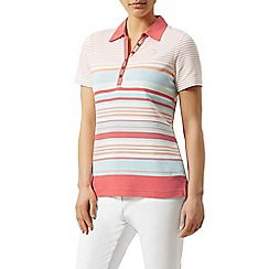 Dash - Short sleeve multi stripe rugby