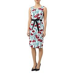 Precis Petite - Iris print dress