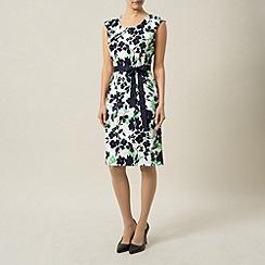 Precis Petite - Floral pique dress