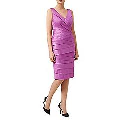 Planet - Rose pink shutter dress