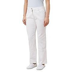 Dash - Straight leg petite trouser