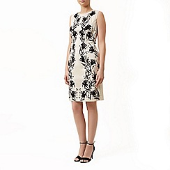 Kaliko - Embroidered floral dress