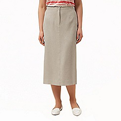 Eastex - Long Line Fleck Skirt