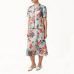 Eastex - Santorini floral spring summer blouse