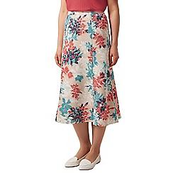 Eastex - Santorini floral skirt
