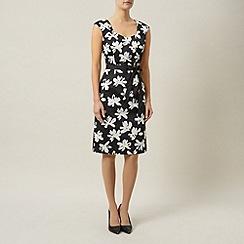 Precis Petite - Daisy print dress