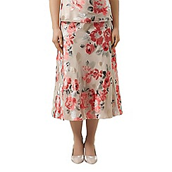 Jacques Vert - Devore floral skirt