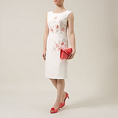 Jacques Vert - Embroidered shift dress