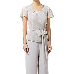 Jacques Vert - Petite etched floral blouse