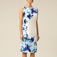 Jacques Vert - Petite placement flower dress