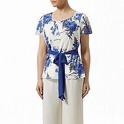 Jacques Vert - Printed soft blouse