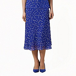 Jacques Vert - Spot layer skirt