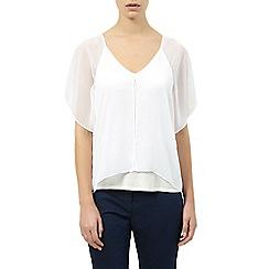 Kaliko - Chiffon layered blouse