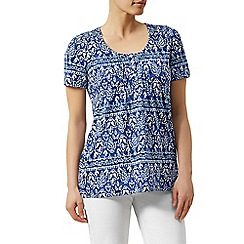 Dash - S/S Batik Border Tunic