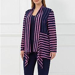 Windsmoor - Pink Jewel Stripe Kimono