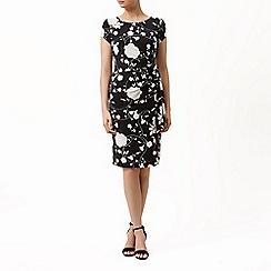 Kaliko - Mono floral dress