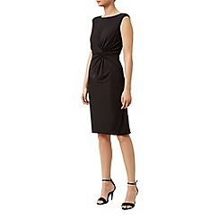 Kaliko - Waist pleat detail jersey dress