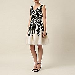 Kaliko - Cornelli Contrast Prom Dress
