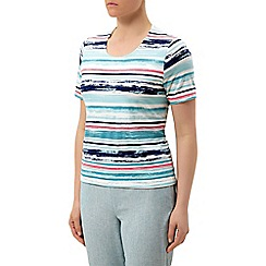 Eastex - Watercolour stripe top