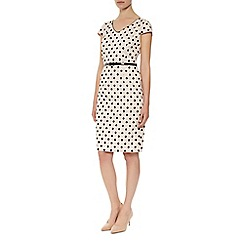 Planet - Pearl spot dress