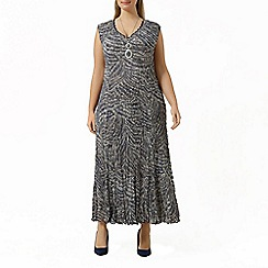 Windsmoor - Animal abstract print dress