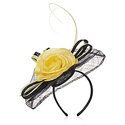 Jacques Vert - Flower trim fascinator