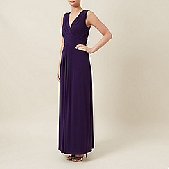 Planet - Purple maxi dress