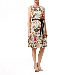 Kaliko - Bouquet floral prom dress