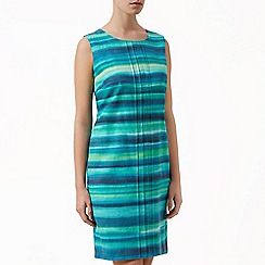 Kaliko - Stripe linen dress