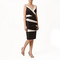 Planet - Shimmer shutter dress