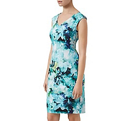 Kaliko - Floral printed shift dress